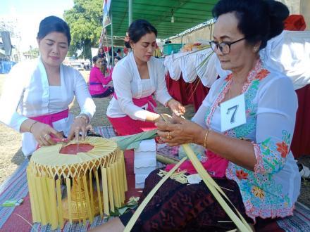 ASET BBDF ( Aksi Seni Budaya Kecamatan Tejakula Buleleng Bali Dive Festival )