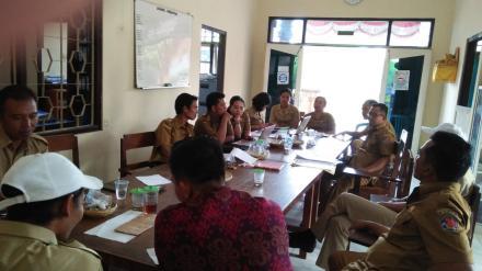 Inspektorat Daerah Kabupaten Buleleng Lakukan Audit Operasional di Pemerintah Desa Penuktukan