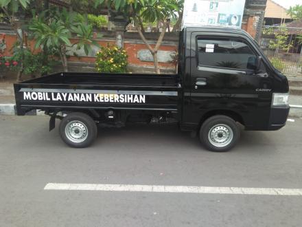 Bantuan Mobil Layanan Kebersihan dari DLH Kabupaten Buleleng